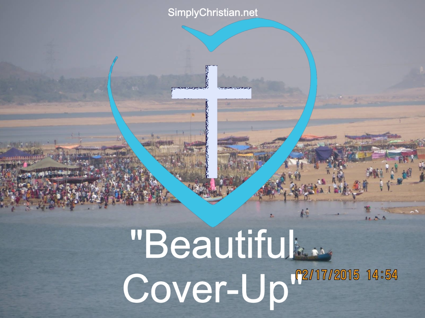 Dave Nance OpenToJesus Simply Christian Beautiful Cover-up